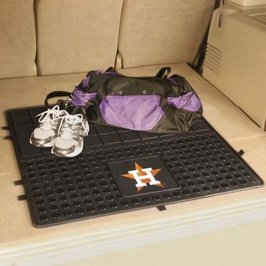 Houston Astros Heavy Duty Vinyl Cargo Mat