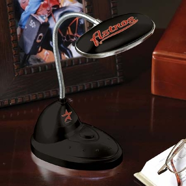 Houston Astros Mini LED Desk Lamp