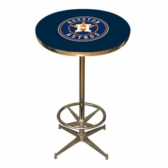 Houston Astros Team Pub Table