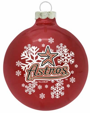 Houston Astros Traditional Ornament