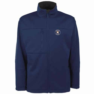 Houston Astros Mens Traverse Jacket (Team Color: Navy)