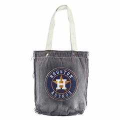 Houston Astros Vintage Shopper (Black)
