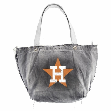 Houston Astros Vintage Tote (Retro Logo)