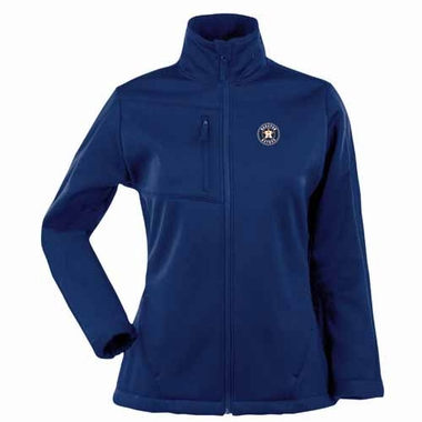 Houston Astros Womens Traverse Jacket (Team Color: Navy)