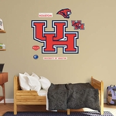 University of Houston Wall Decorations