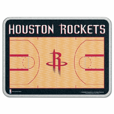 Houston Rockets 11 x 15 Glass Cutting Board