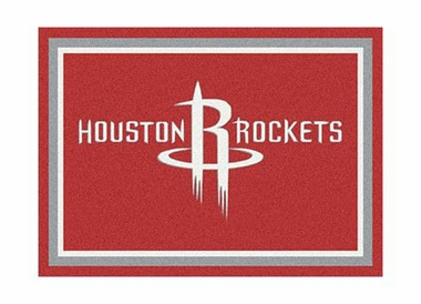 "Houston Rockets 3'10"" x 5'4"" Premium Spirit Rug"