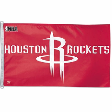 Houston Rockets Big 3x5 Flag