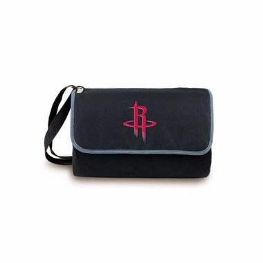 Houston Rockets Blanket Tote (Black)