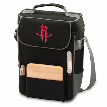Houston Rockets Duet Compact Picnic Tote (Black)