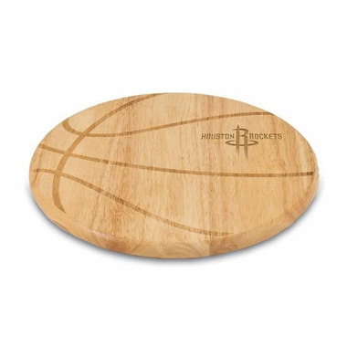 Houston Rockets Free Throw Cutting Board