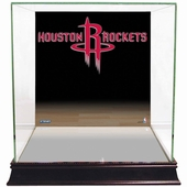 Houston Rockets Display Cases