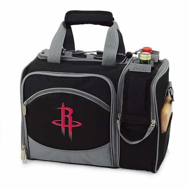 Houston Rockets Malibu Picnic Cooler (Black)