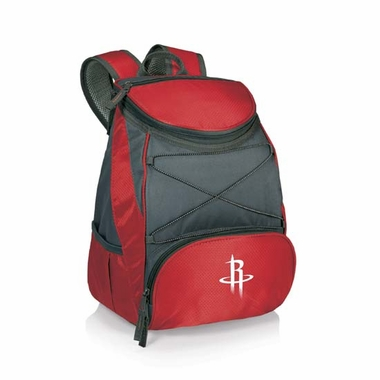 Houston Rockets PTX Backpack Cooler (Red)