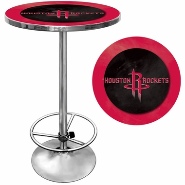 Houston Rockets Pub Table