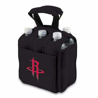 Houston Rockets Six Pack (Black)