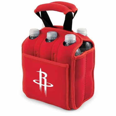 Houston Rockets Six Pack (Red)