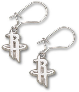 Houston Rockets Sterling Silver Post or Dangle Earrings