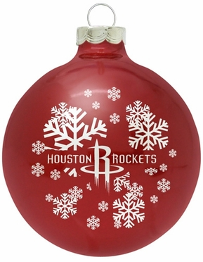 Houston Rockets Traditional Ornament