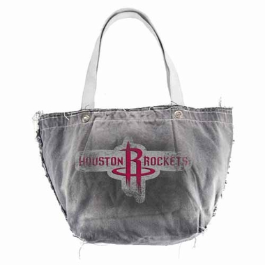Houston Rockets Vintage Tote (Black)