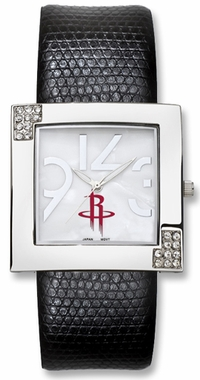 Houston Rockets Women's Glamour Watch