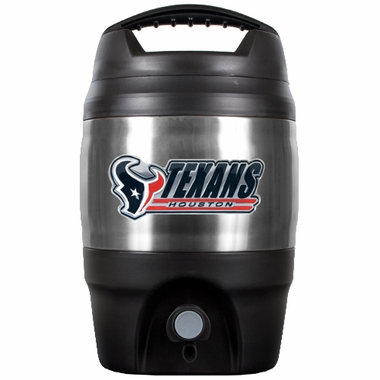 Houston Texans Heavy Duty Tailgate Jug