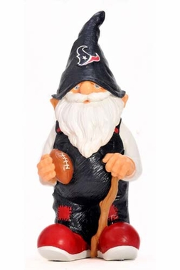 "Houston Texans Garden Gnome - 11"" Male"