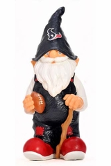 Houston Texans 11 Inch Garden Gnome