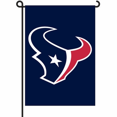 Houston Texans 11x15 Garden Flag