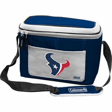 Houston Texans 12 Can Soft Side Cooler
