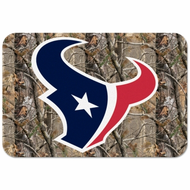 Houston Texans 20 x 30 Mat (Realtree)