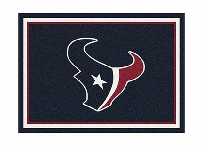 "Houston Texans 3'10"" x 5'4"" Premium Spirit Rug"