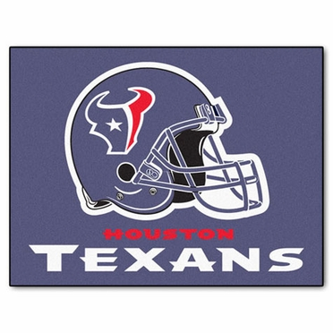Houston Texans 34 x 45 Rug