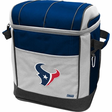 Houston Texans 50 Can Soft Side Cooler