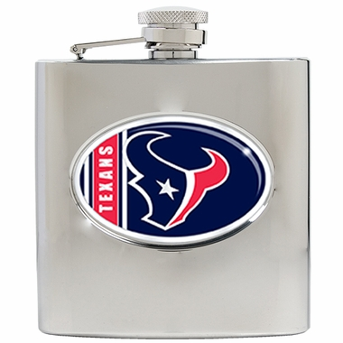Houston Texans 6 oz. Hip Flask