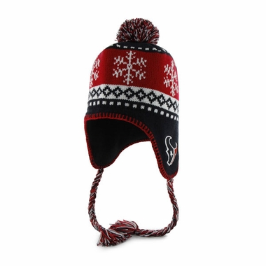 Houston Texans Abomination Tassel Knit Hat
