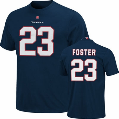 Houston Texans Arian Foster Eligible Receiver Player T-Shirt