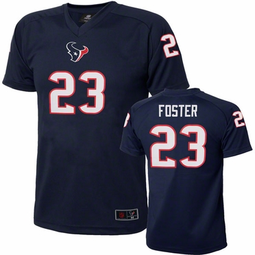 Houston Texans Arian Foster Youth Performance T-shirt