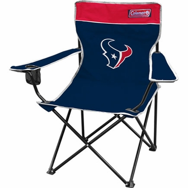 Houston Texans Broadband Quad Tailgate Chair