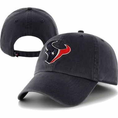 Houston Texans Cleanup Adjustable Hat