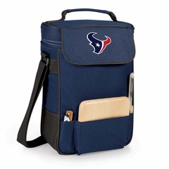 Houston Texans Duet Compact Picnic Tote (Navy)