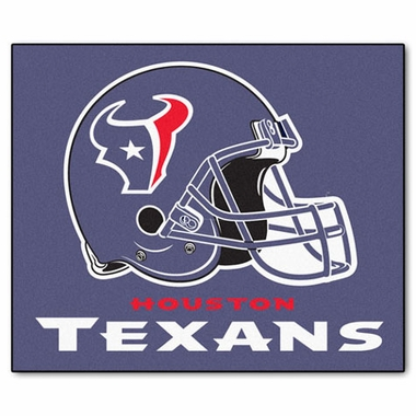 Houston Texans Economy 5 Foot x 6 Foot Mat