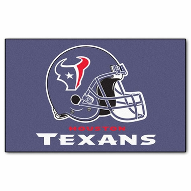 Houston Texans Economy 5 Foot x 8 Foot Mat
