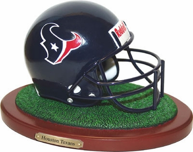 Houston Texans Helmet Figurine