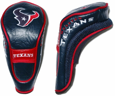 Houston Texans Hybrid Individual Headcover