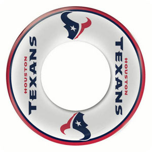 Houston Texans Inflatable Inner Tube