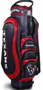 Houston Texans Medalist Cart Bag