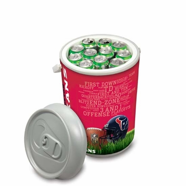 Houston Texans Mega Can Cooler