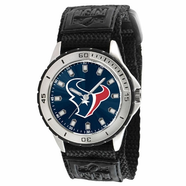 Houston Texans Mens Veteran Watch