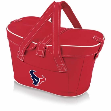 Houston Texans Mercado Picnic Basket (Red)